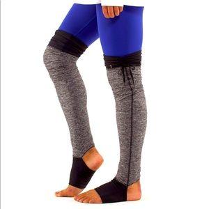 Lululemon Eternal Legwarmers Leg Warmer Vinyasa